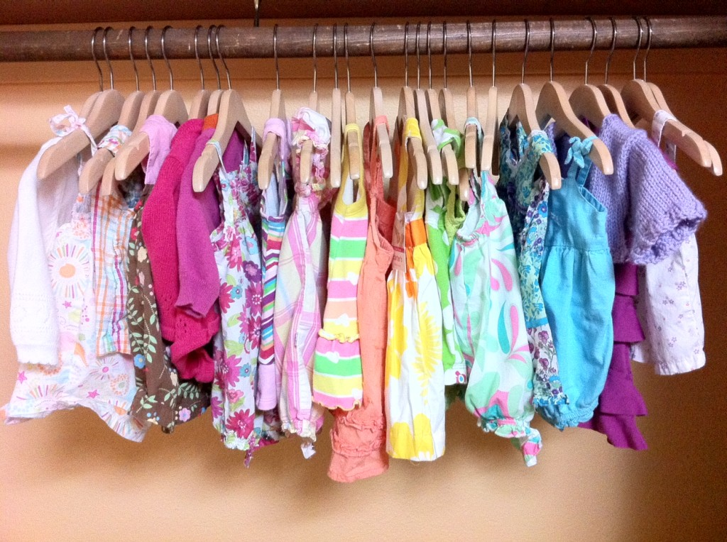b6b53dc77 Tips to Organize Baby Clothes