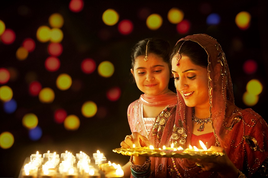 ways to decorate home this diwali baby couture india