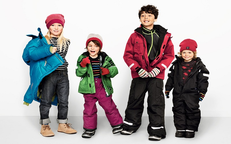 winter clothes for kids