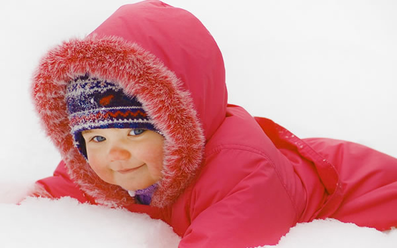 ac8a6f7b85586 Buy Warm Baby Dress | Dress Your Baby in the Winter - Baby Couture India