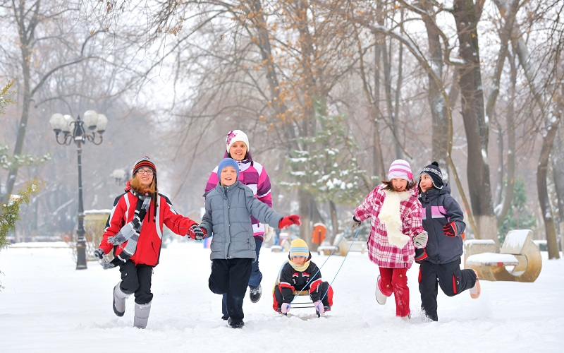 Tips for Care of Warm Winter Clothes - Baby Couture India