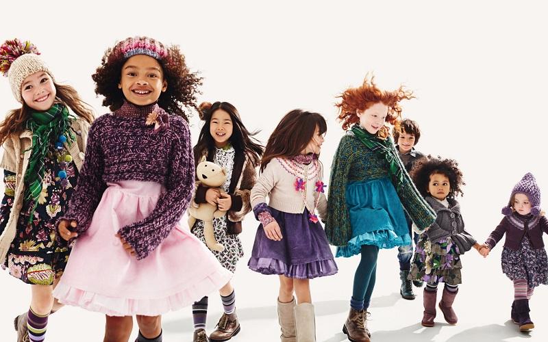 عکس انواع لباس مجلسی دخترانه خردسال
