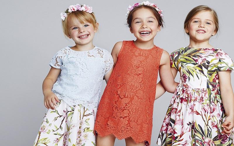 Kids Fashion: детская коллекция D&G весна-лето 2014. У Dolce&Gabbana в этом году снова в моде семейные ценности