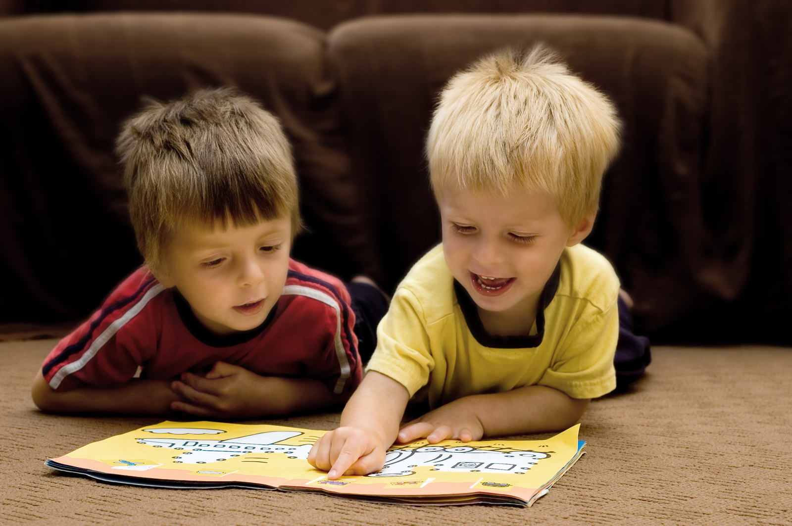 Ways to Help Kids Fall in Love with Books - Baby Couture India