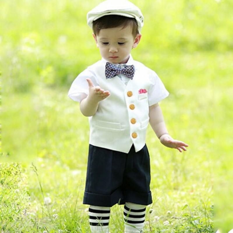 style_me_elegant_white_vest_tuxedo_shorts_set_3