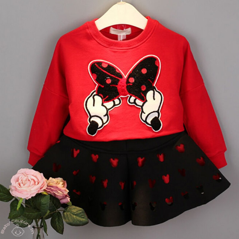 a8ae9317058 Cool Mickey Minnie Dresses for Your Kids  Birthday Party - Baby ...
