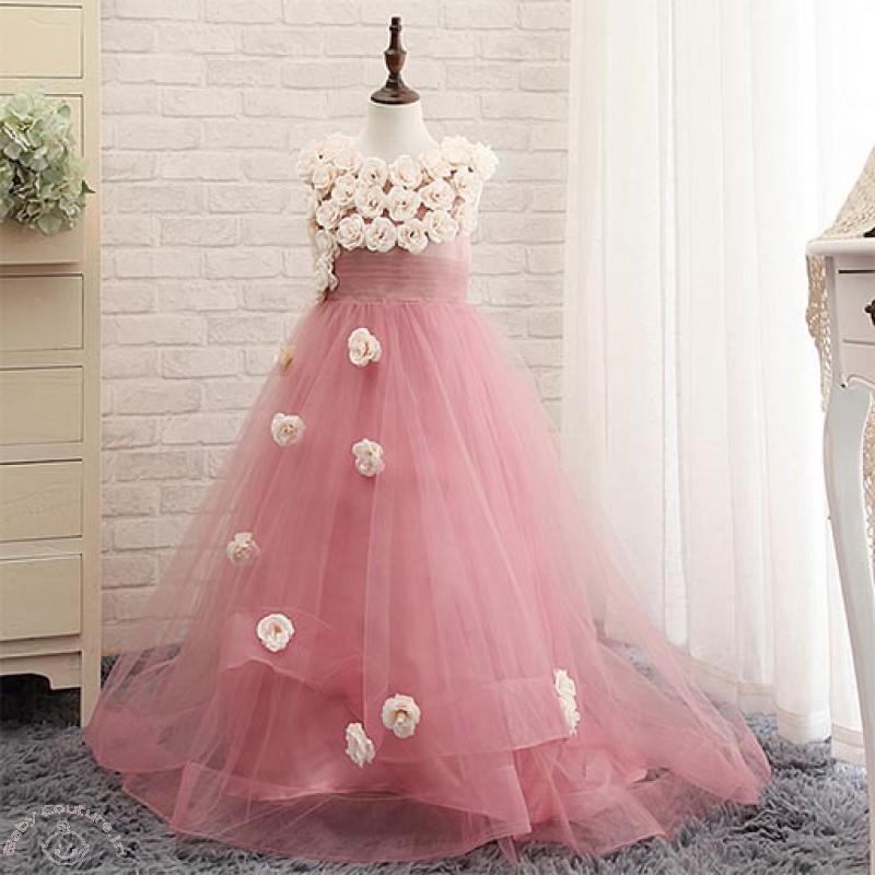 Glamorous Birthday Dresses For Kids Baby Couture India