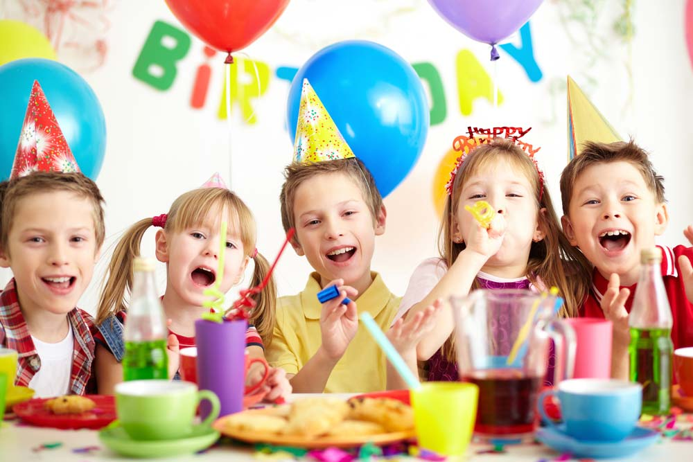 How Well In Advance To Prepare For Your Childs Birthday Party