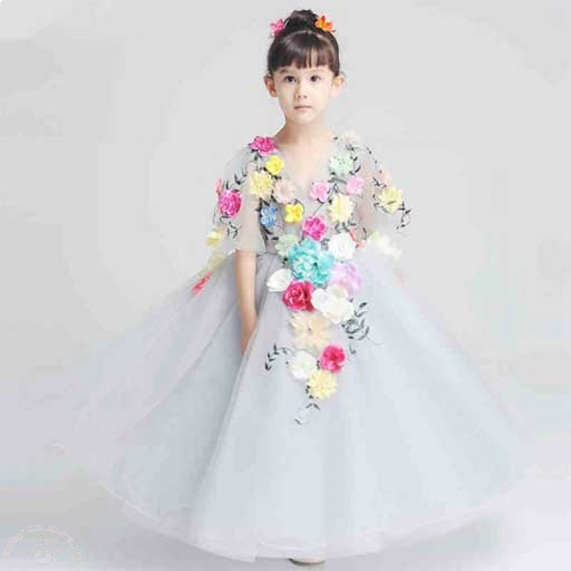 Breathtaking Fairy Tale Dresses! - Baby Couture India
