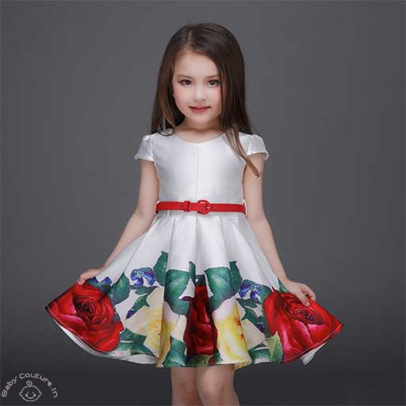 cdb8f86eb Unique Party Wear Dresses For Your Angel - Baby Couture India