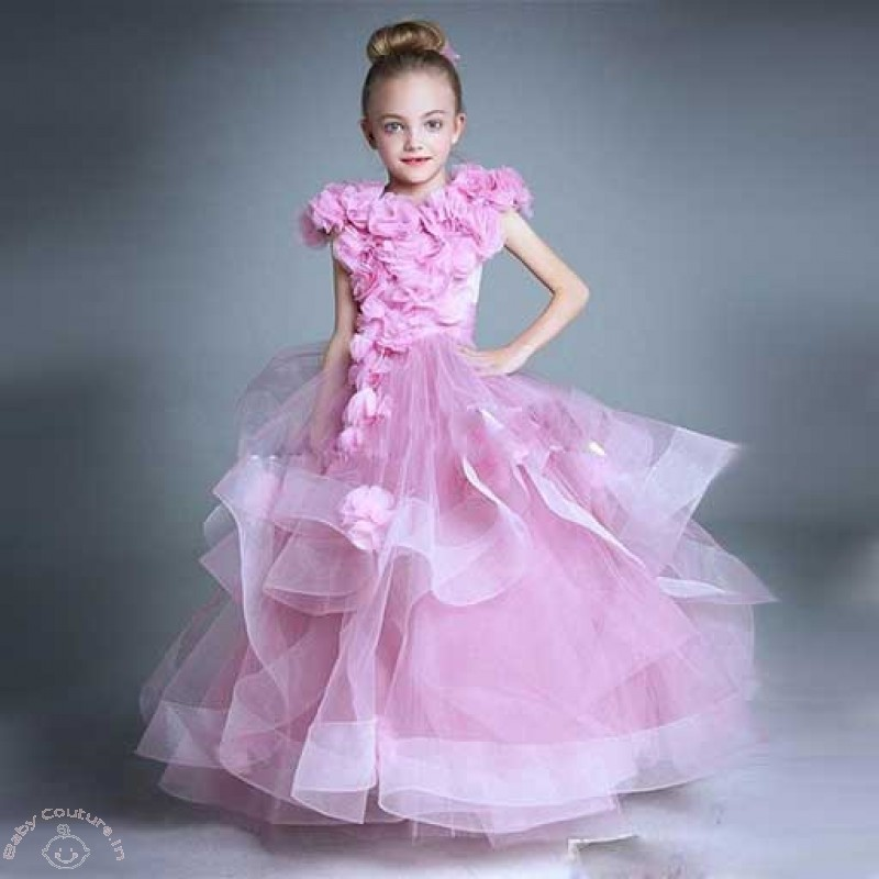 177c0d4d2455 Gorgeous Baby Girl Dresses for Special Occasions - Baby Couture India