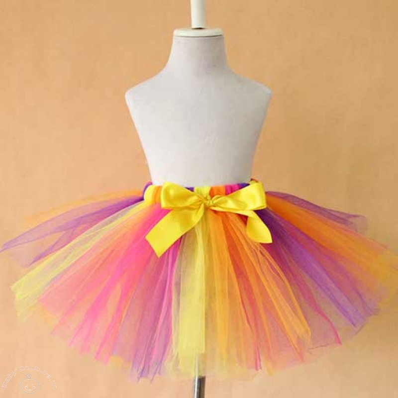 023dced15c Colourful Tutu: A Perfect Holi Gift for your Daughter - Baby Couture ...