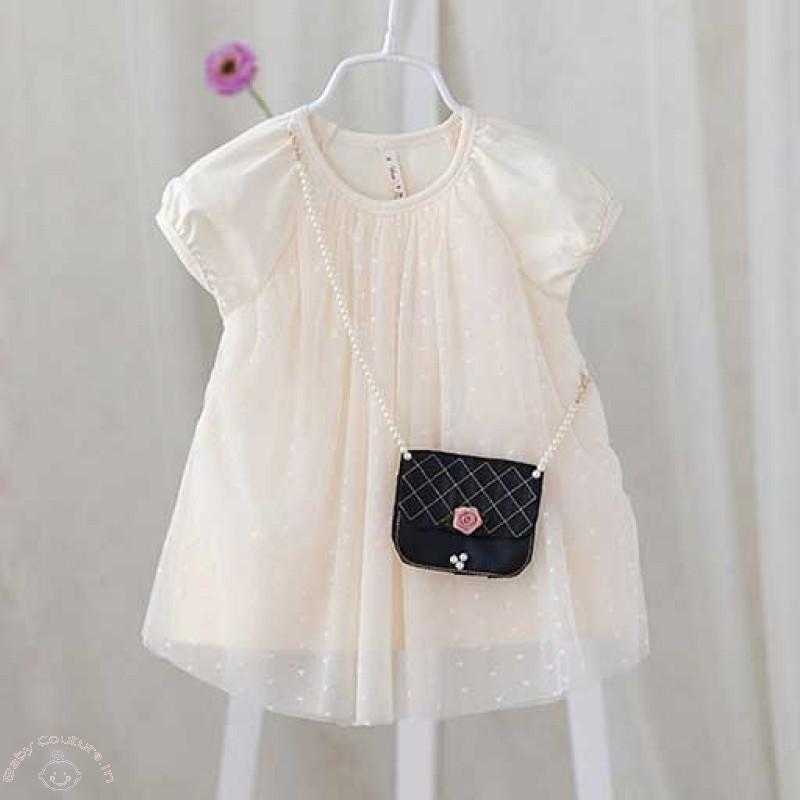 cute-beige-summer-dress-_-pearl-fake-bag