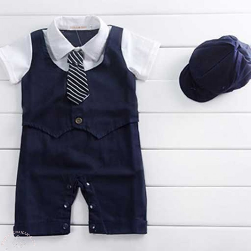 Cute Outfits Ideas for Baby Boy's 1st Birthday Party ...