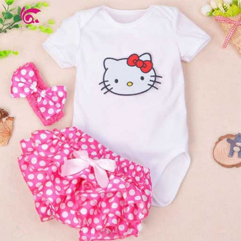 2181fb1cf692 7 Awesome Ideas to Style Your Baby Girl - Baby Couture India