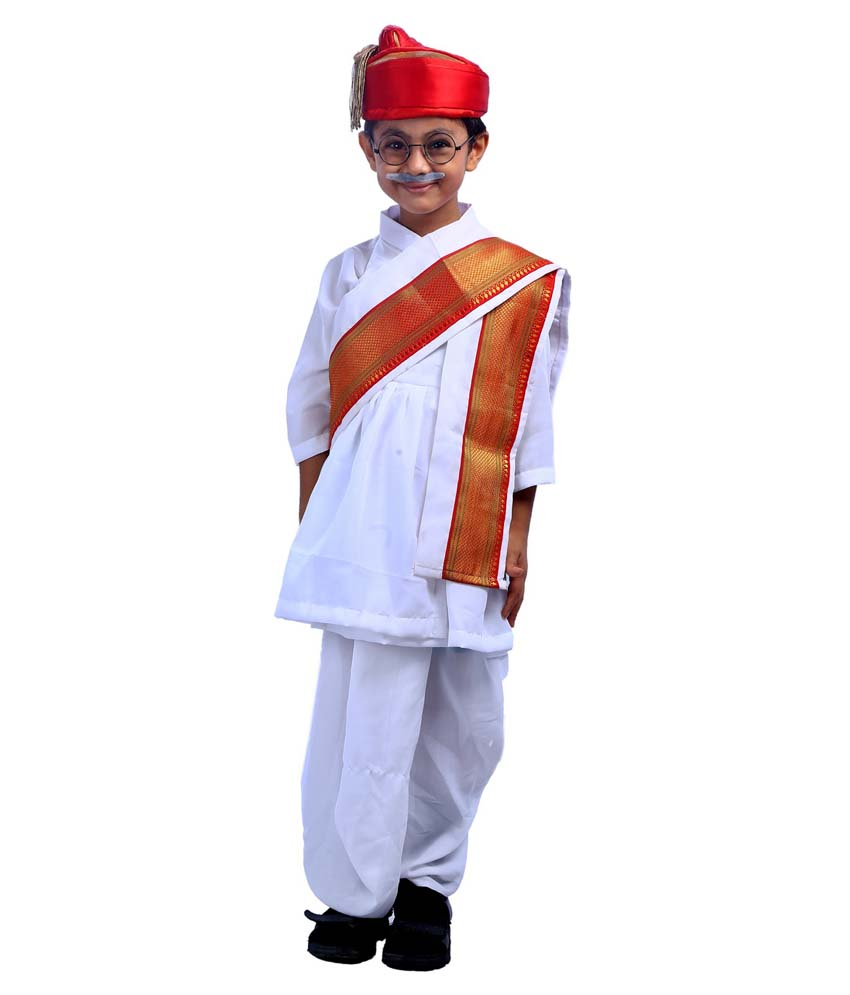 bal gangadhar tilak  sc 1 st  Babycouture & 7 Costume Ideas For Independence Day - Baby Couture India