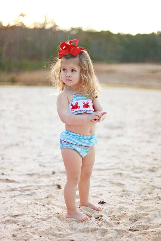 5 Colorful And Attractive Swimwear For Your Little