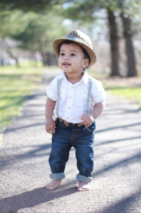 Birthday Boy- Dress Him the Dapper Way - Baby Couture India