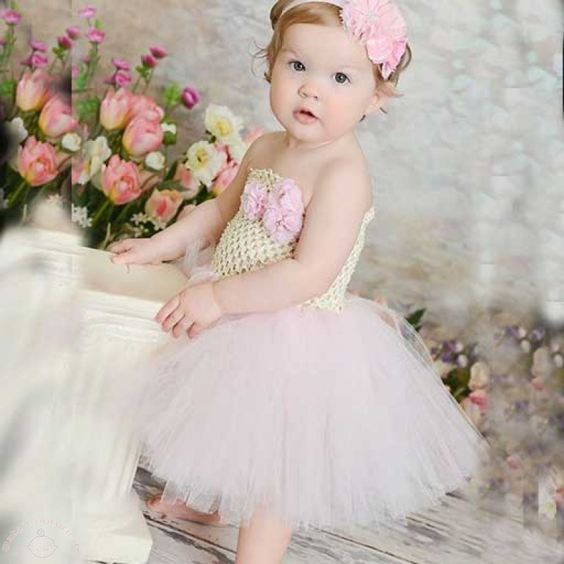25f495e2d How To Style Tea Length Tutu Dresses For Christmas Party - Baby ...
