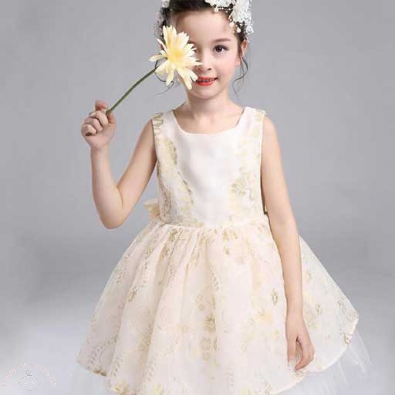 Surprise Your Little Angel With Her Angelic Kids Birthday Dress