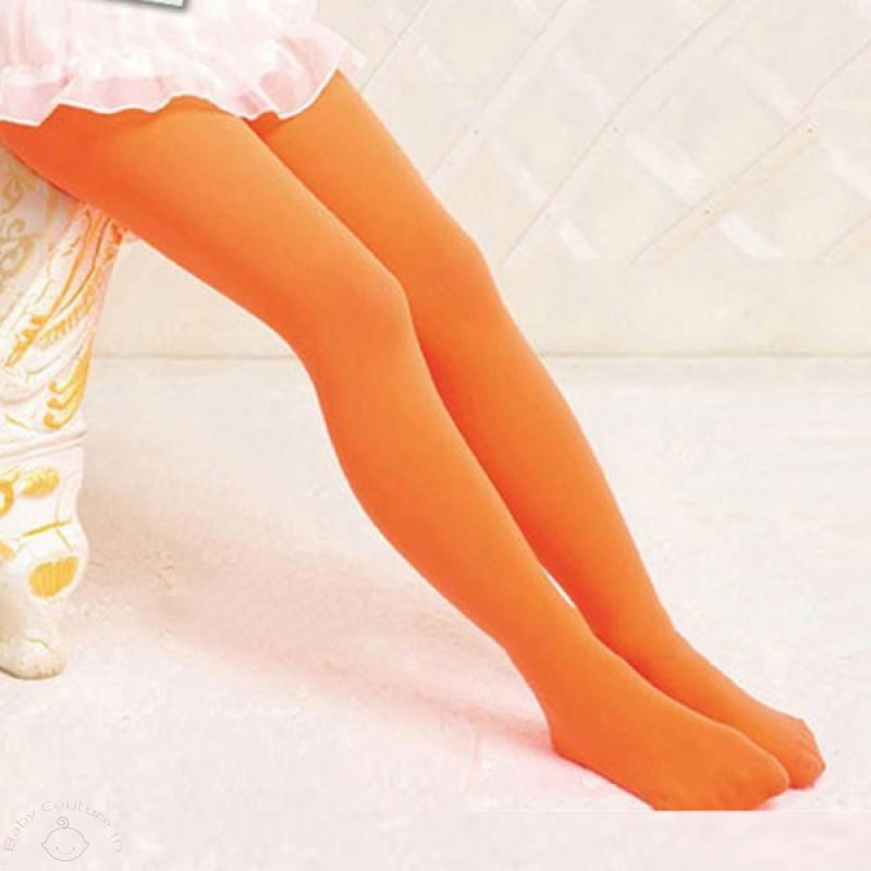 Orange Candy Stocking