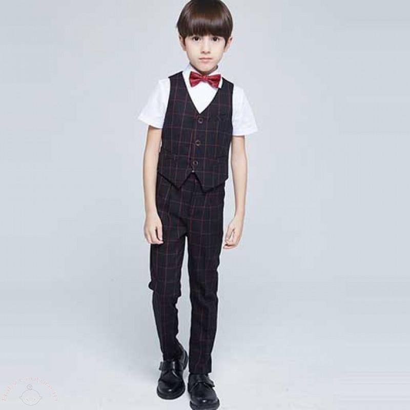 black-handsome-boy-checkered-suit-set1