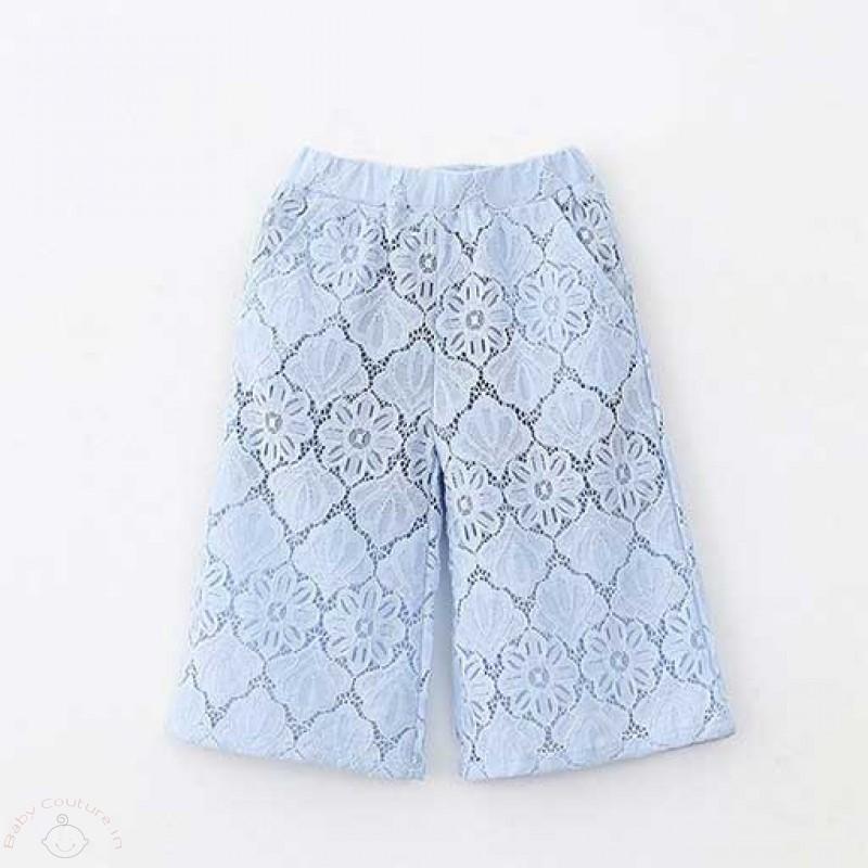 blue-lace-cute-palazzo-pants