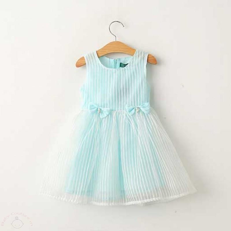 cool-summer-mint-stripes-kids-dress