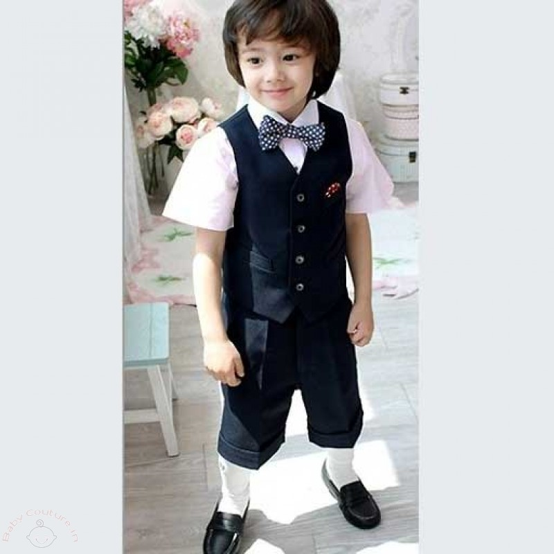 Birthday Style Statement For A Little Hunk - Baby Couture India