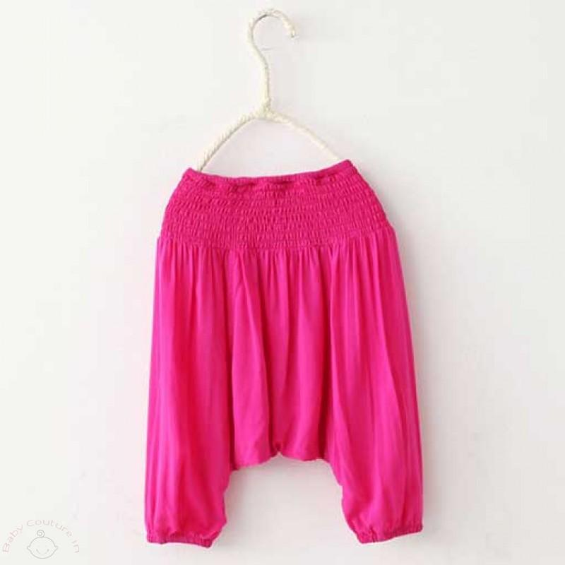 hot-pink-candy-harem-pants