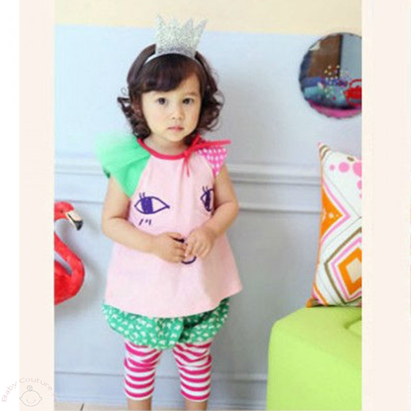 smiley_princess_stripped_bloomer_legging_set3