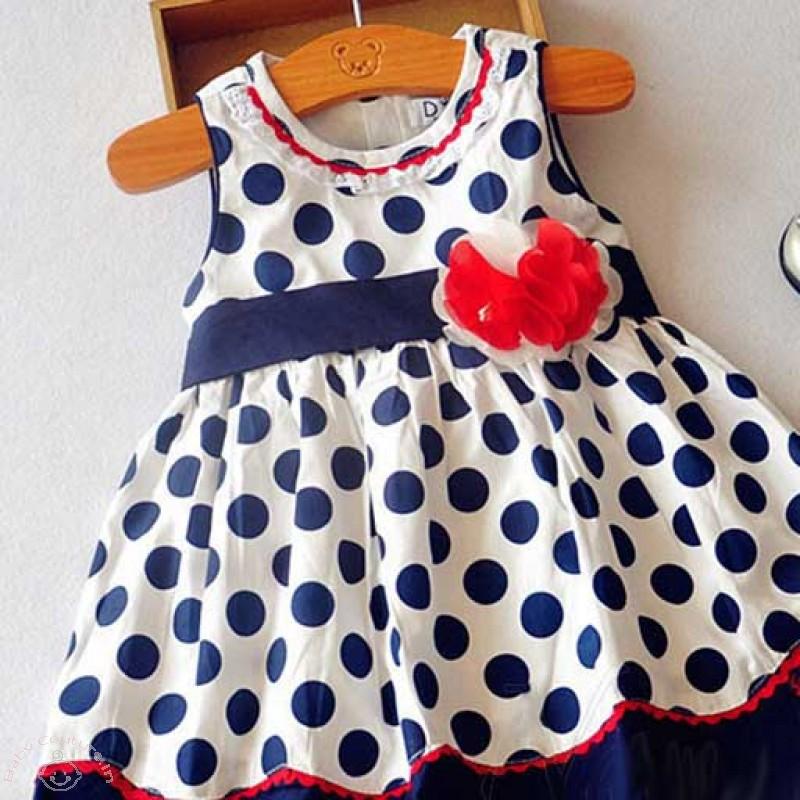 style-blue-polka-cute-summer-frock