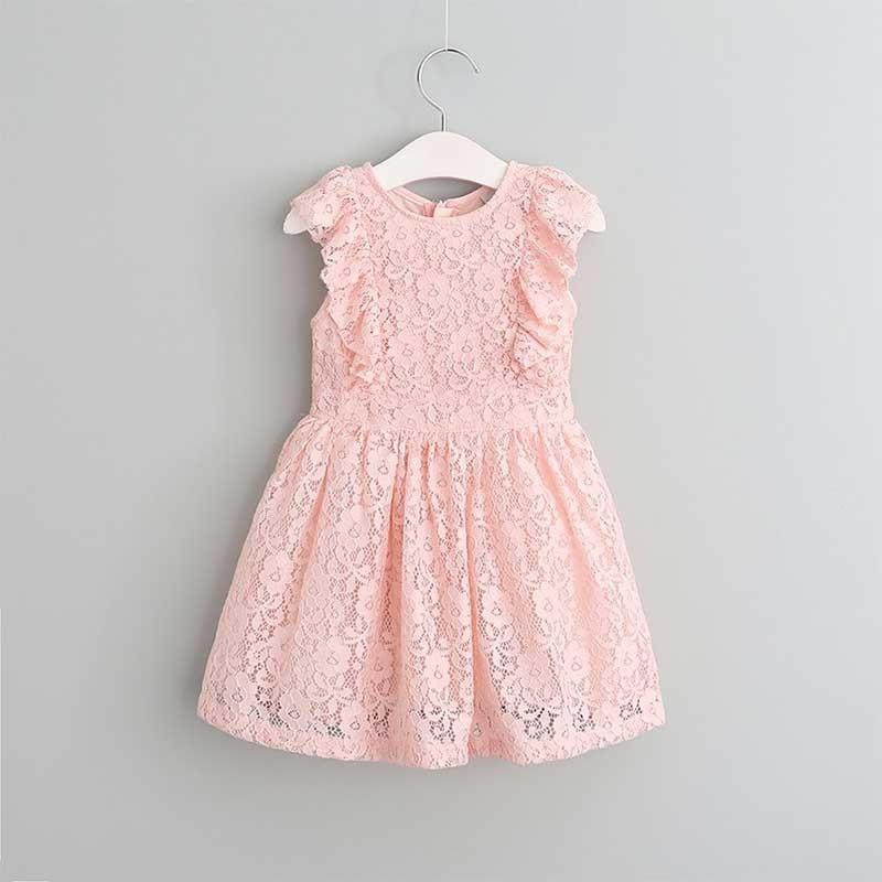cuddly-pink-lace-kids-summer-dress