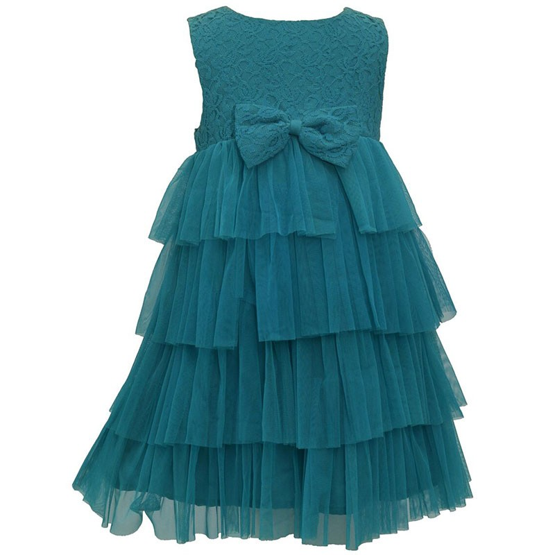 darlee_dache_teal_tieredstyle_frilly_kids_party_dress