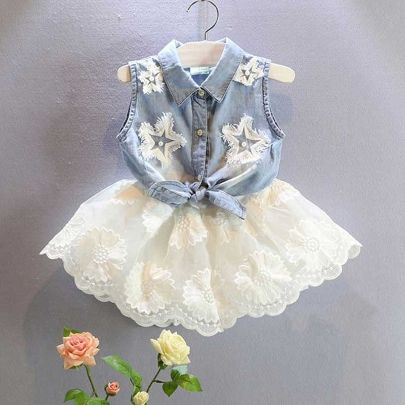 funky-denim-top-_-lace-skirt-set