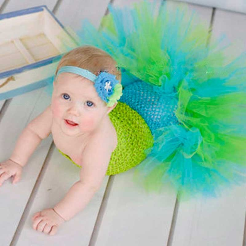Props Your Little Mermaid Baby Couture India