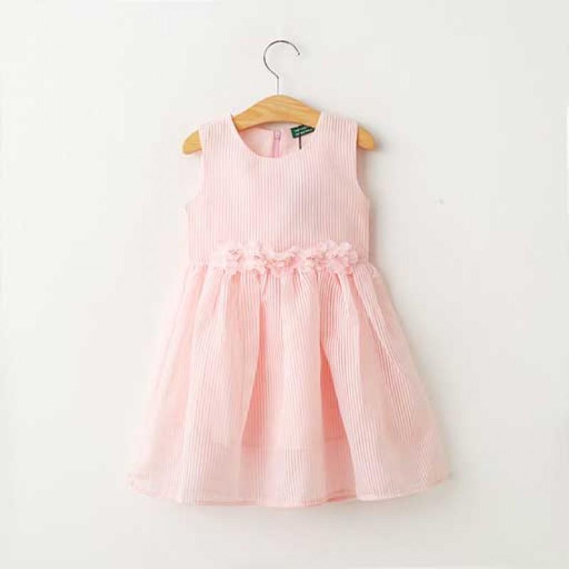 sheer-vertical-pink-stripes-cute-summer-dress2
