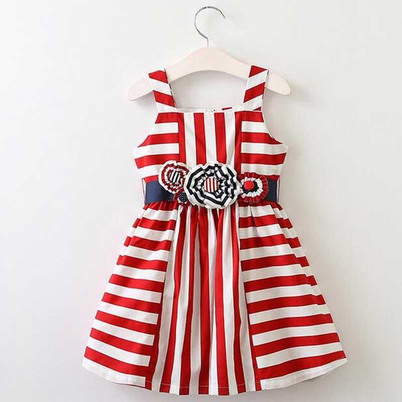 summery-red-stripes-kids-dress1