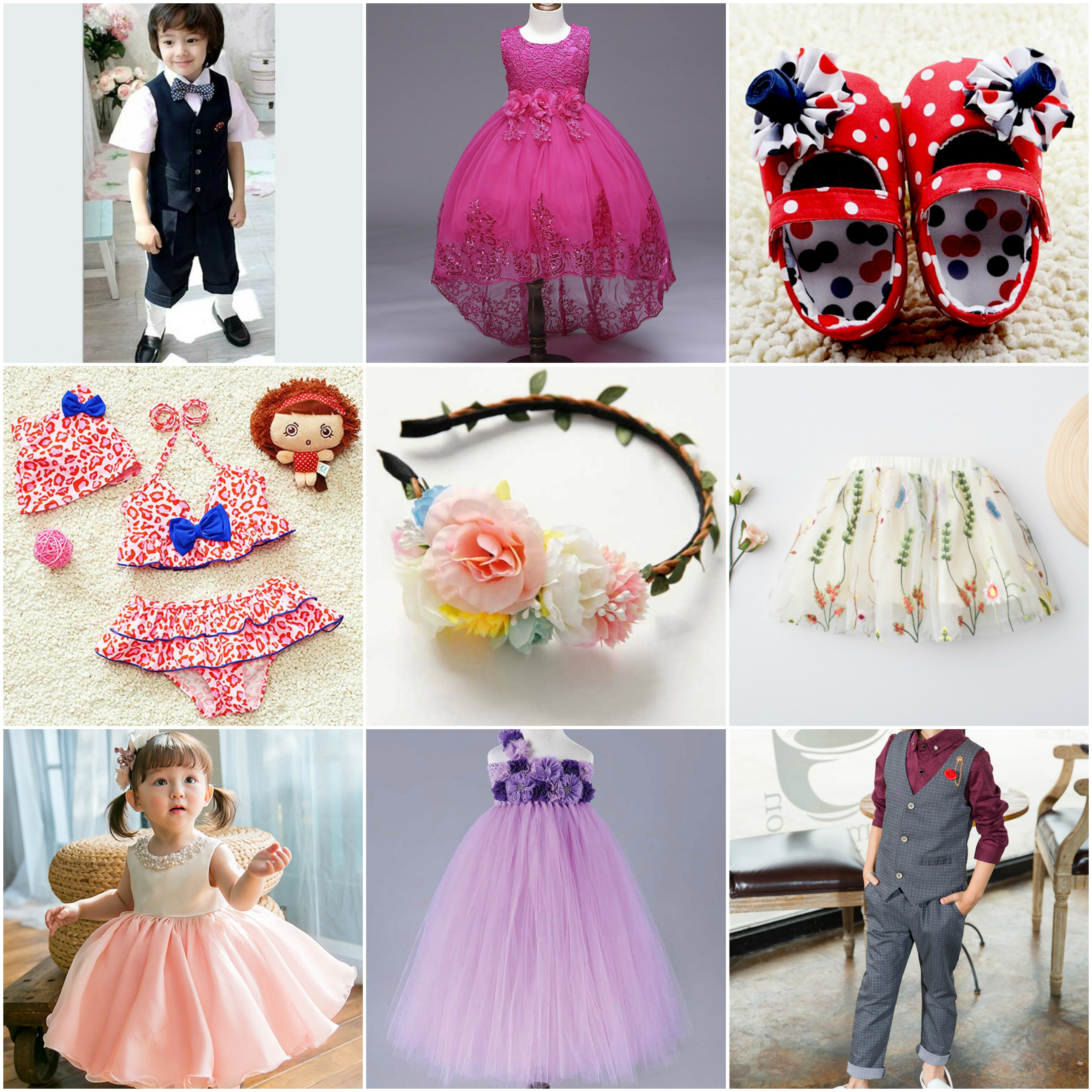 36ae94ae22b13 Are you looking for dresses for kids who lives in Delhi? Well, we have a  huge collection from which you can explore amazing party dresses for baby  girl.