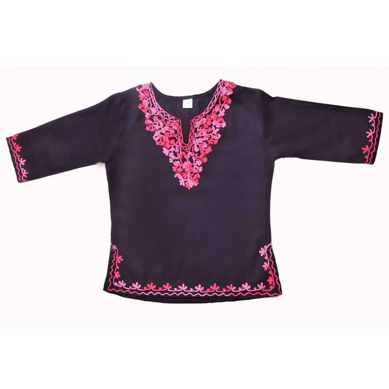 554579d5f Style Your Baby Girl In SwankyMe Ethnic Kurti - Baby Couture India