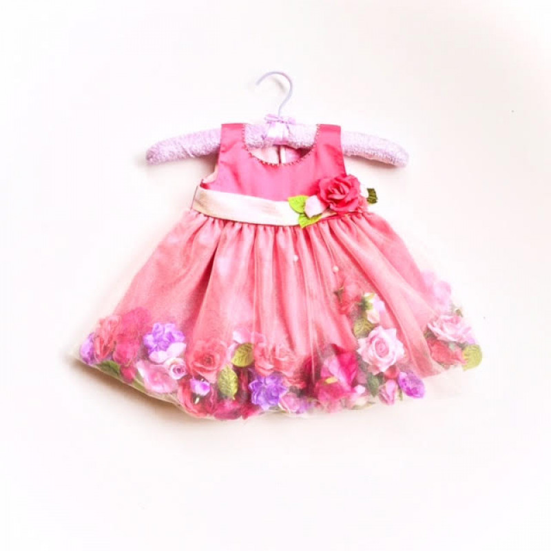 little_pixie_raspberry_rose_garden_kids_party_dress
