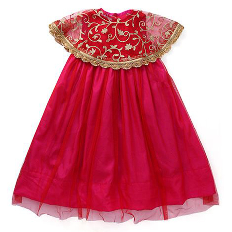 7ac573bbcb56 Diwali Is Round The Corner - So Grab Some Ethnic Wear For Your Angel ...