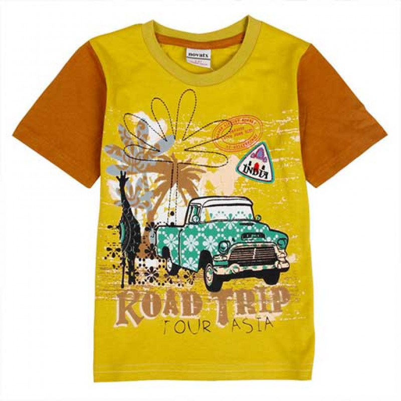 india-road-trip-t-shirt