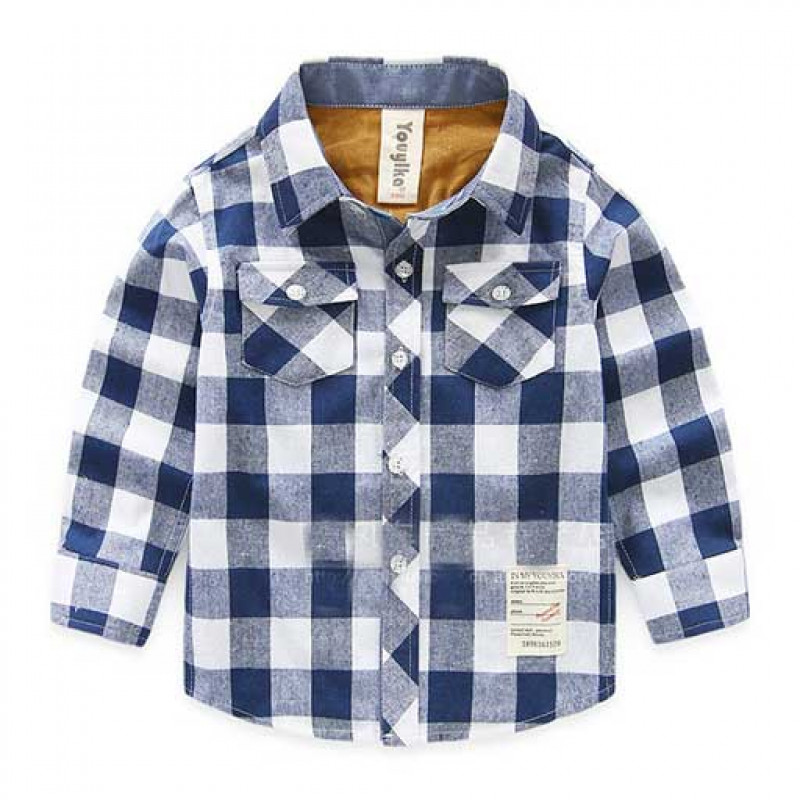 lovely-blue-_-white-big-checks-shirt
