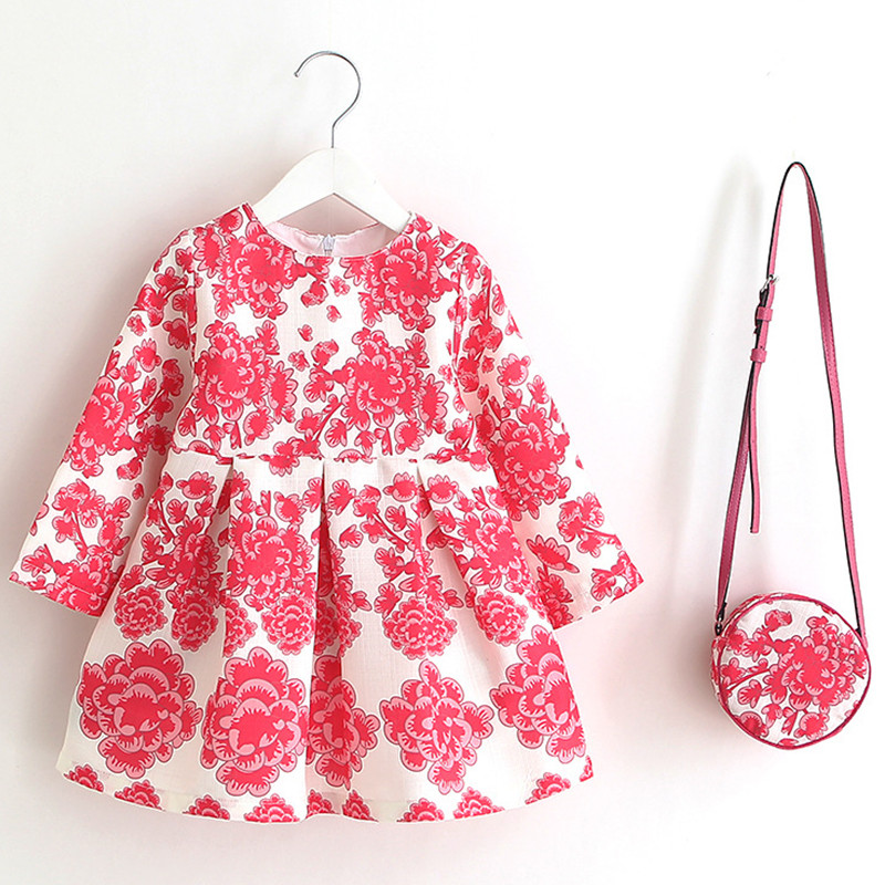 9dc052b5 Top 5 Pre-Winter Dresses For Baby Girls - Baby Couture India
