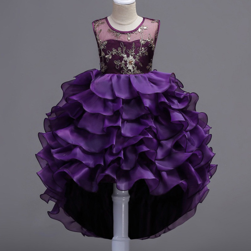 aubergine_gold_waves_kids_high_low_party_dress