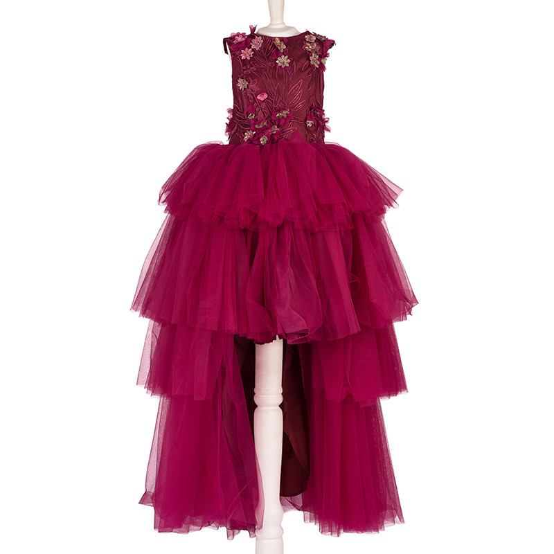 pinkcow_maroon_layered_tulle_dress2