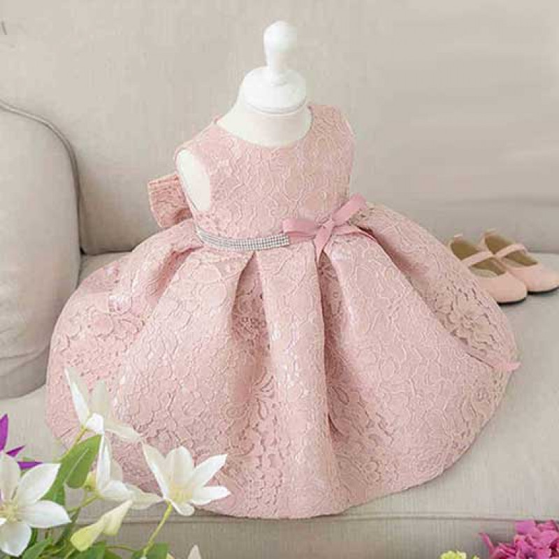 Lace Up Your Little Dolls Baby Couture India