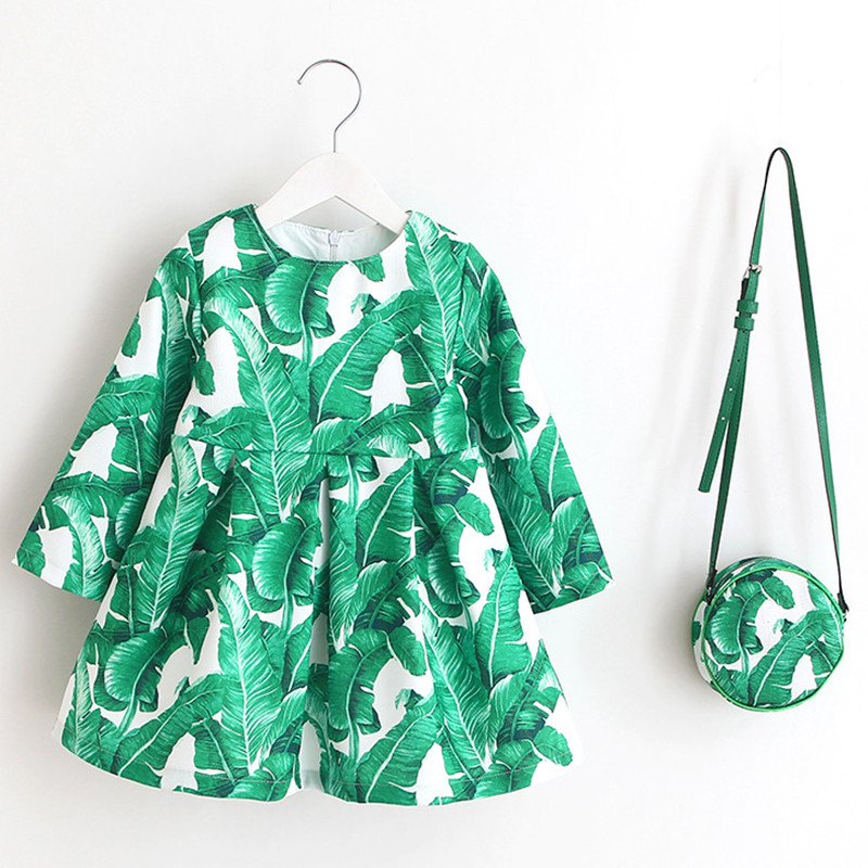 green-leaves-love-kids-dress-with-bag6