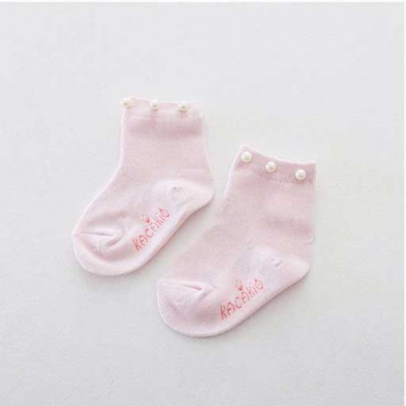 pink-cute-pearl-socks